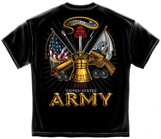 Army Antique Armor