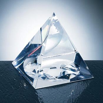 OCPRC450G - Small Globe Pyramid