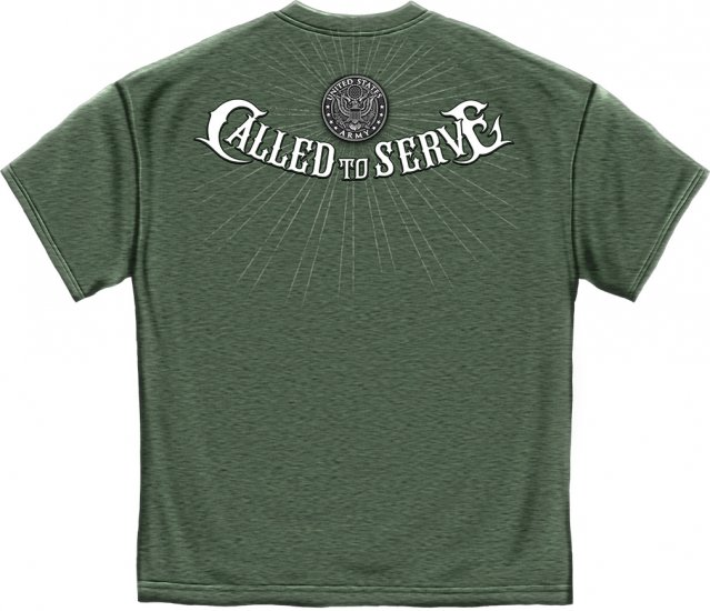 Army Called To Serve
