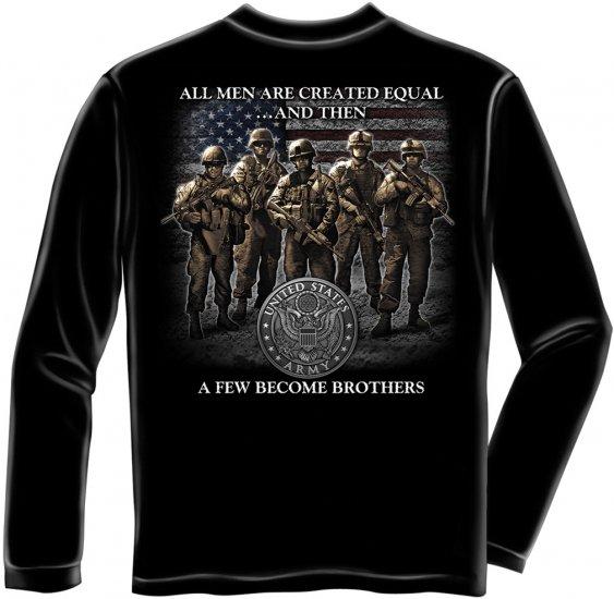 Long Sleeve Army Brotherhood