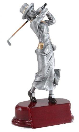 OCCRFC-746 - Female Golfer Trophy