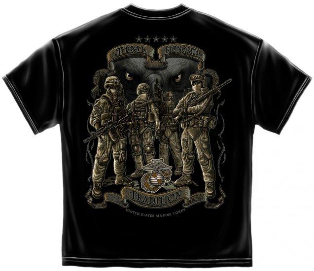 USMC Time Honor Tradition Eagle