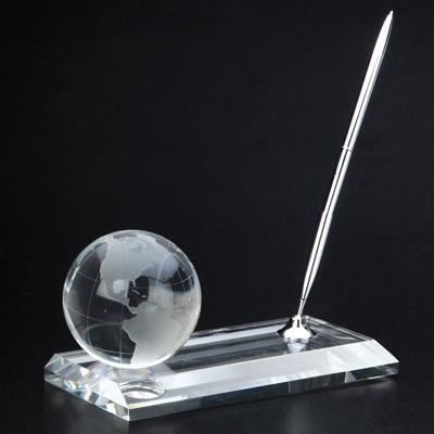 OCMMc-105 - Globe Pen Stand Set
