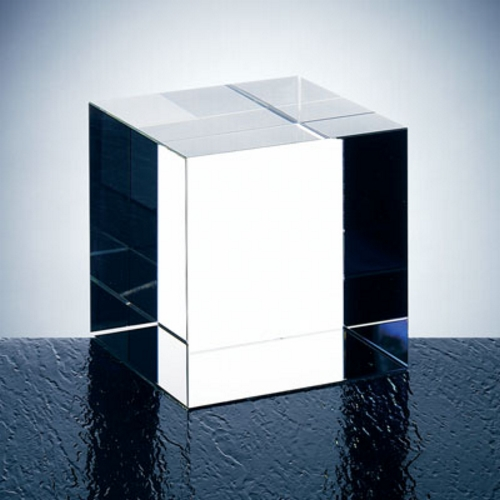OCPRC692 - Medium Clear Straight Cube
