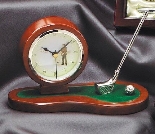 OCDG4090 - Golf Clock and Pen Set