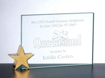 OCPRG57C3 - Achievment Award-Brass Star
