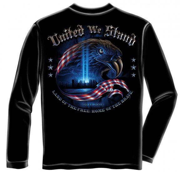 Long Sleeve United We Stand