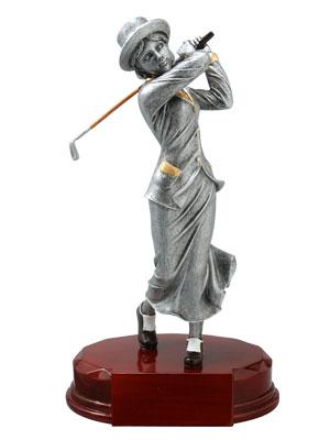 OCCRFC-946 - Female Golfer Trophy