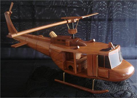 OCWH003 - Huey Model