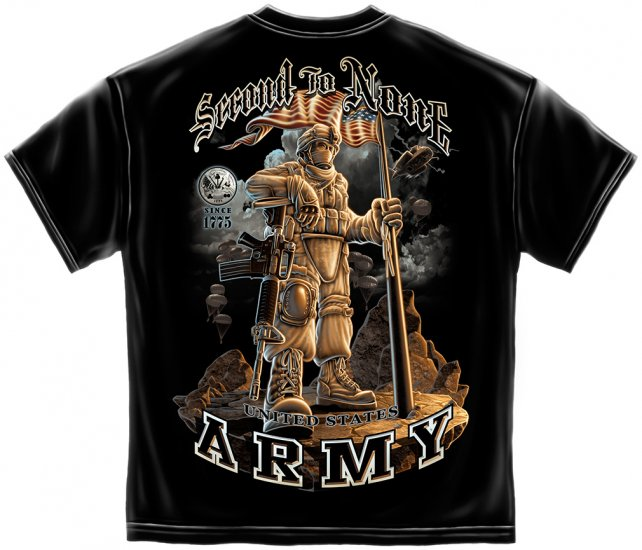 Army Second To None